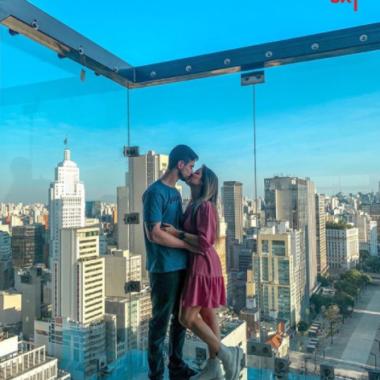 Como funciona e quais os valores do mirante de vidro de São Paulo