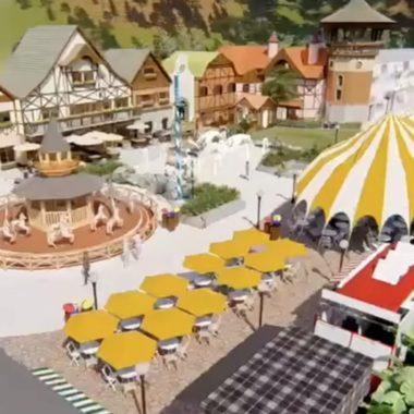 Como será o novo parque de Pomerode: detalhes do projeto