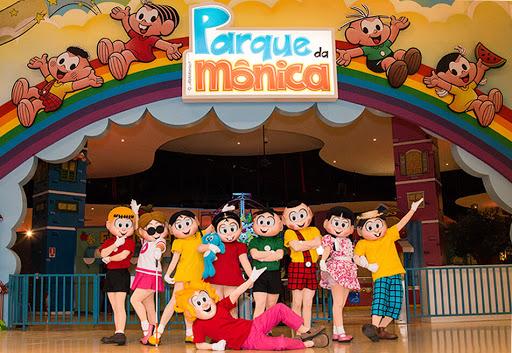 Como será o Parque da Mônica em Gramado
