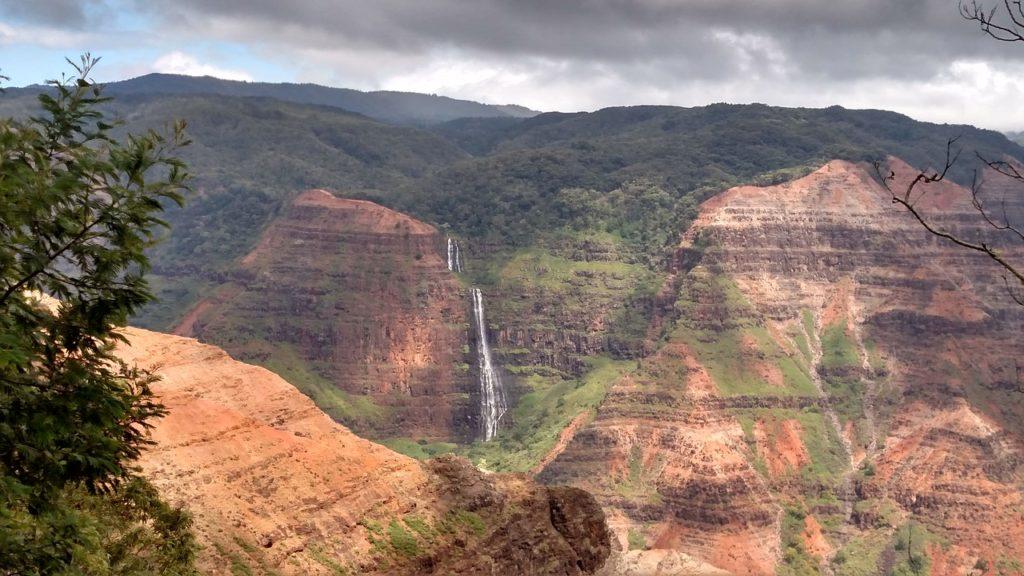 Kauai, no Havaí, é um destes locais