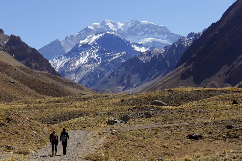 Excursão de alta montanha pelos Andes e você vai entender melhor as nuances da Argentina