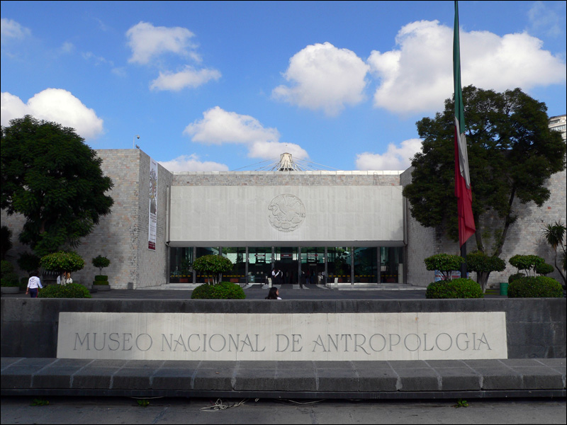 Quais os melhores museus da Cidade do México? A lista abre com o Museu Nacional de Antropologia