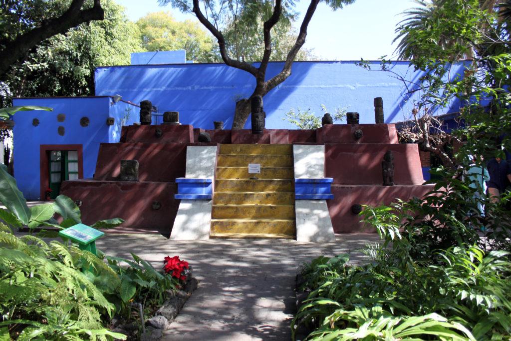 Frida Kahlo na lista de quais os melhores museus da Cidade do México