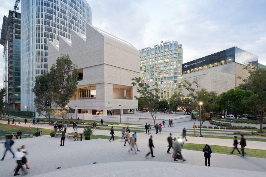 A contemporaneidade do Museu Jumex na lista de quais os melhores museus da Cidade do México