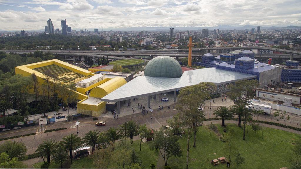 Criançada vai amar o Papalote Museo del Niño