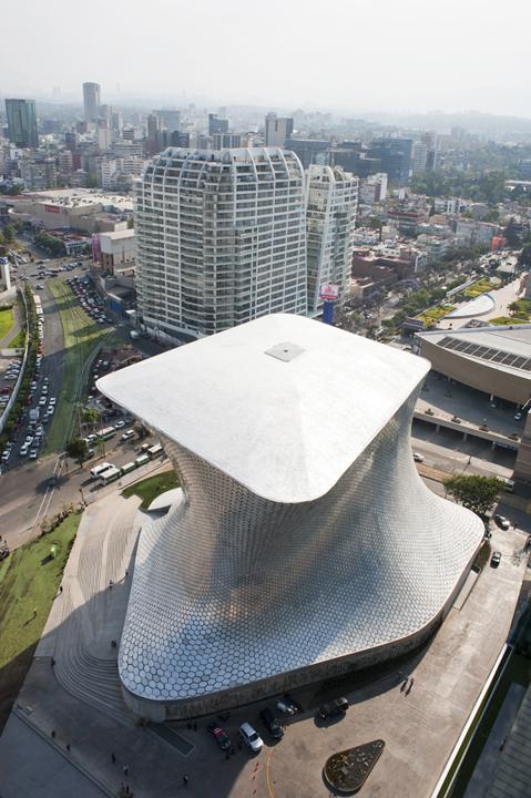 Quais os melhores museus da Cidade do México: conheça o Soumaya