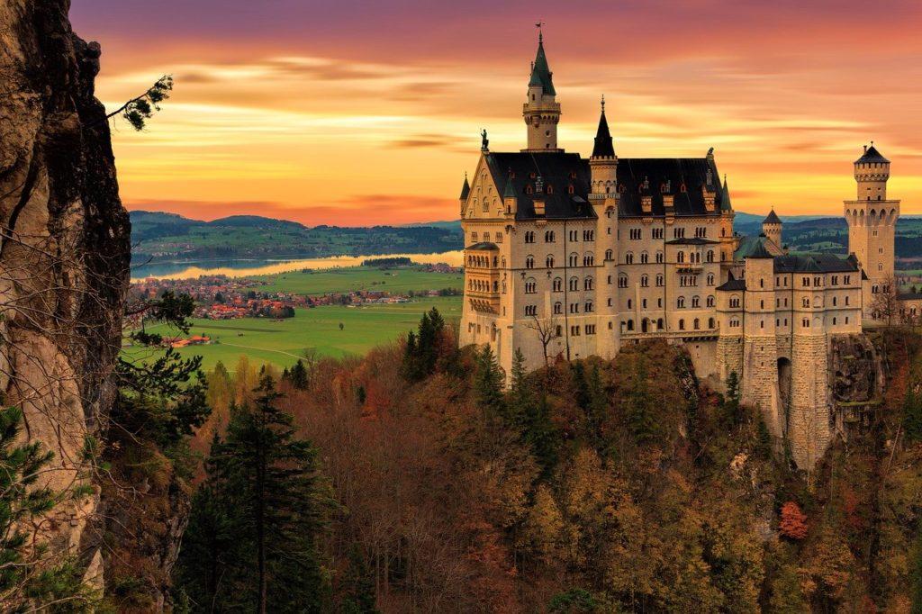 Qual castelo inspirou o castelo da Cinderela? A história do Castelo de Neuschwanstein