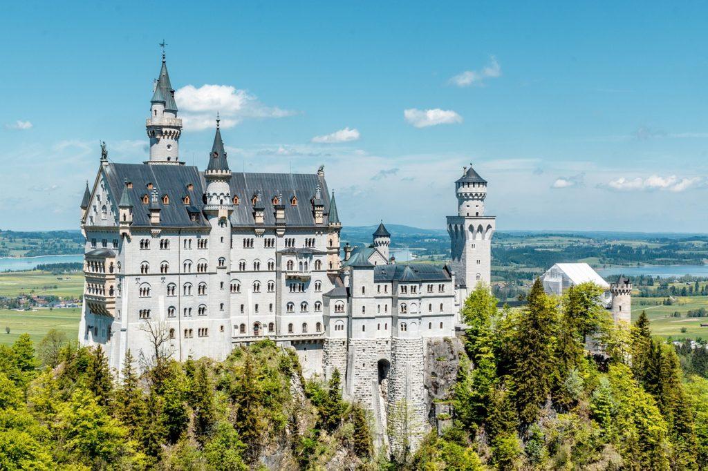 Algumas curiosidades sobre o Castelo de Newschwanstein