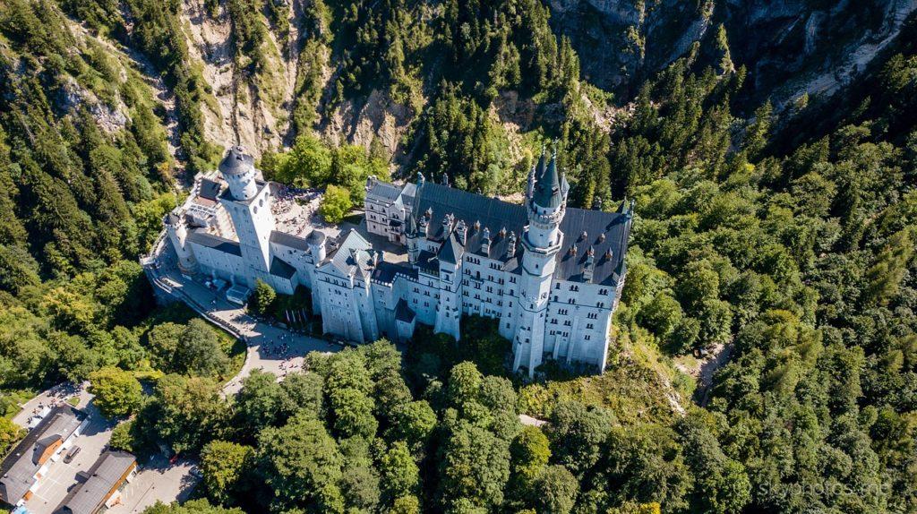 Qual castelo inspirou o castelo da Cinderela  e quando ir visitar?