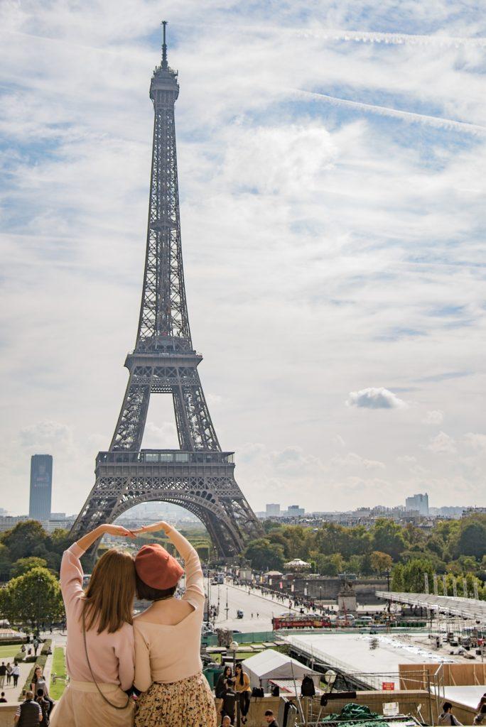 A França também tem seus cenários incríveis