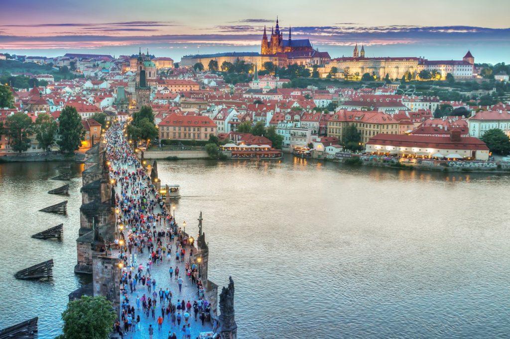 Conheça Praga com um guia local