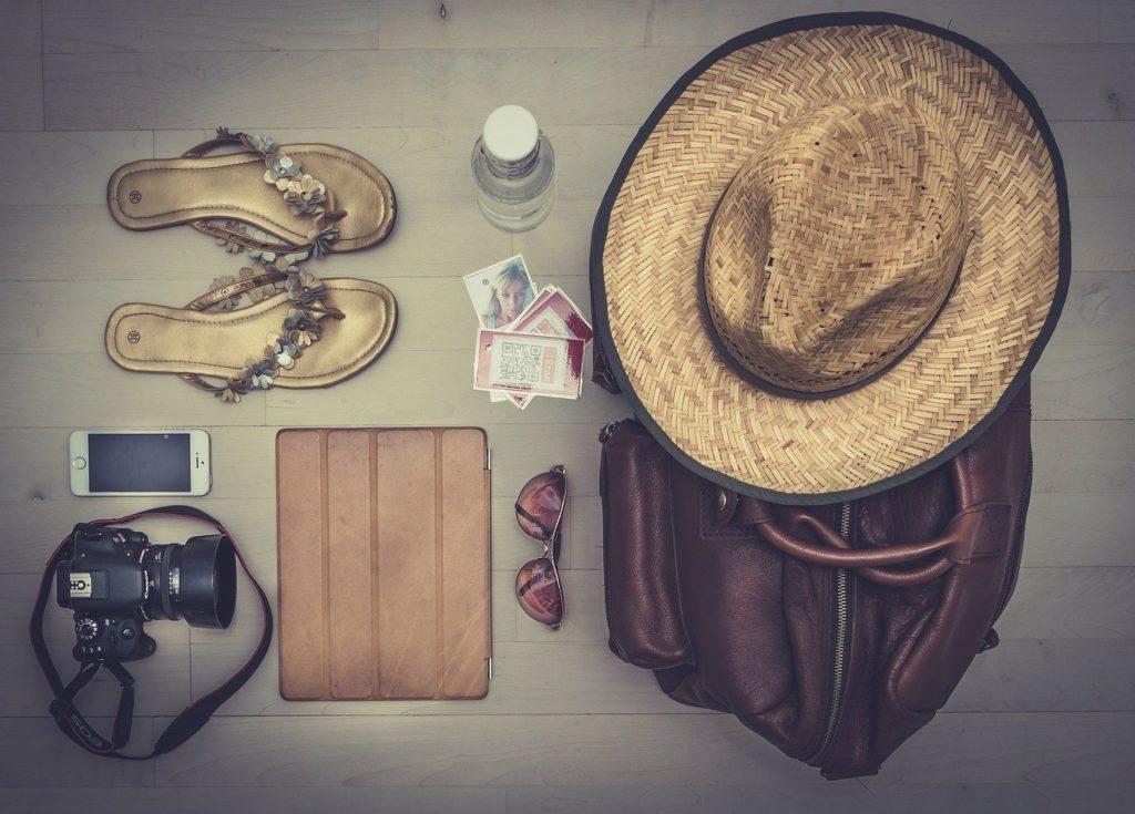 Onde encontrar um personal organizer para ajudar como arrumar a mala de viagem?