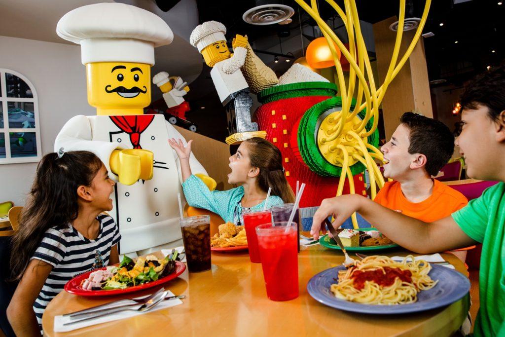 Resort amplo e confortável para as famílias
