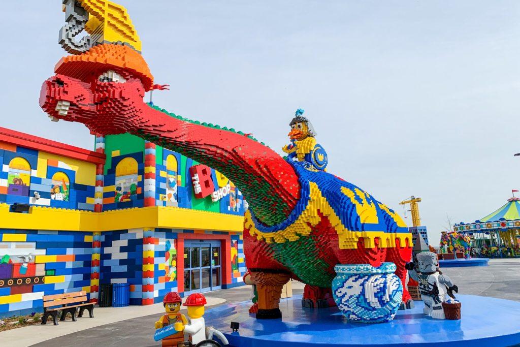 Como funciona o parque Legoland em Nova York: mais atrações