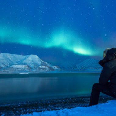 Como ver a aurora boreal no Alasca