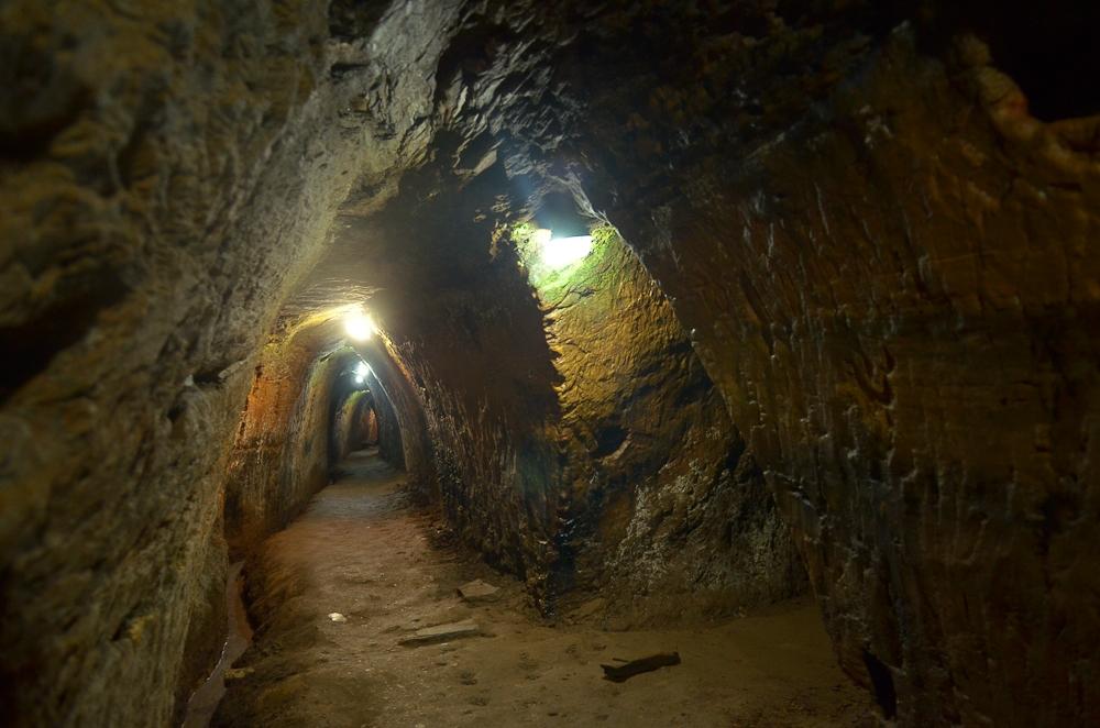 Mina de Santa Rita e do Chico Rei entre as várias minas para serem visitadas