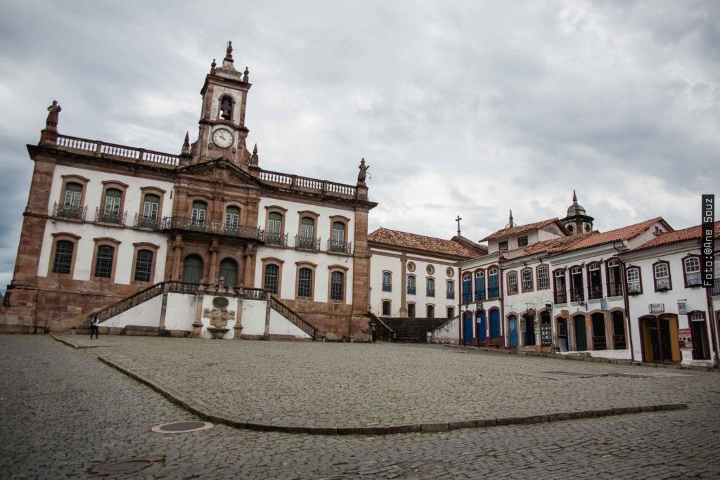 Cidade histórica tem muito o que contar em seus museus