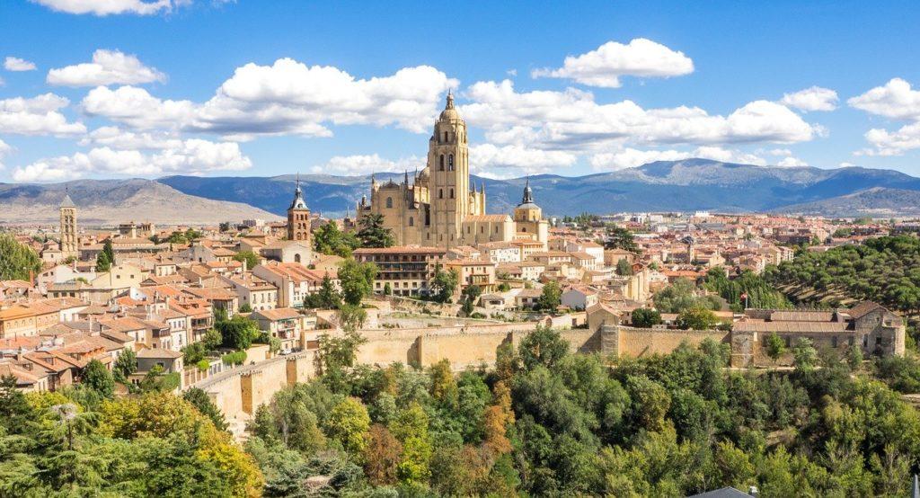 O que fazer em Segóvia na Espanha