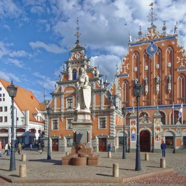 O que fazer na Letônia, começando pela capital Riga