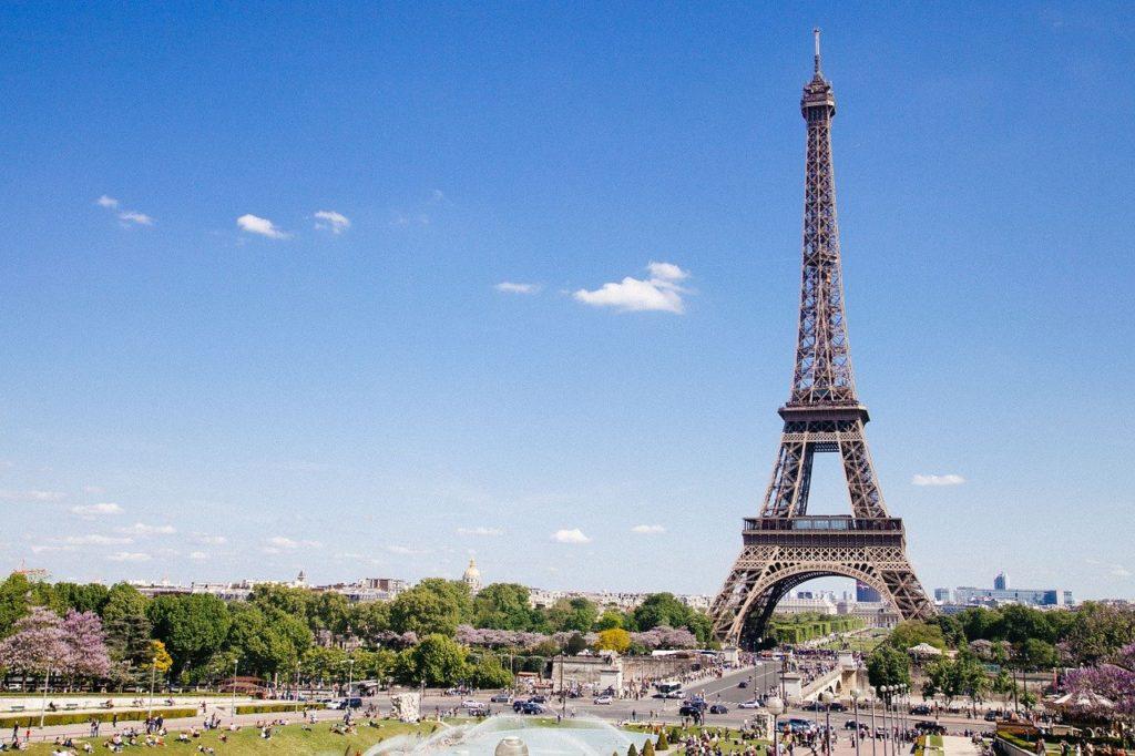 Olimpíadas de Paris terão jogos em pontos turísticos