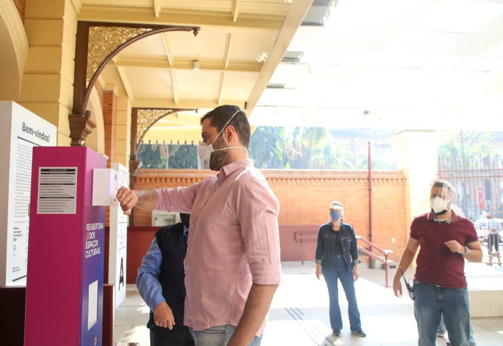 Quais os horários e ingressos do Museu da Língua Portuguesa