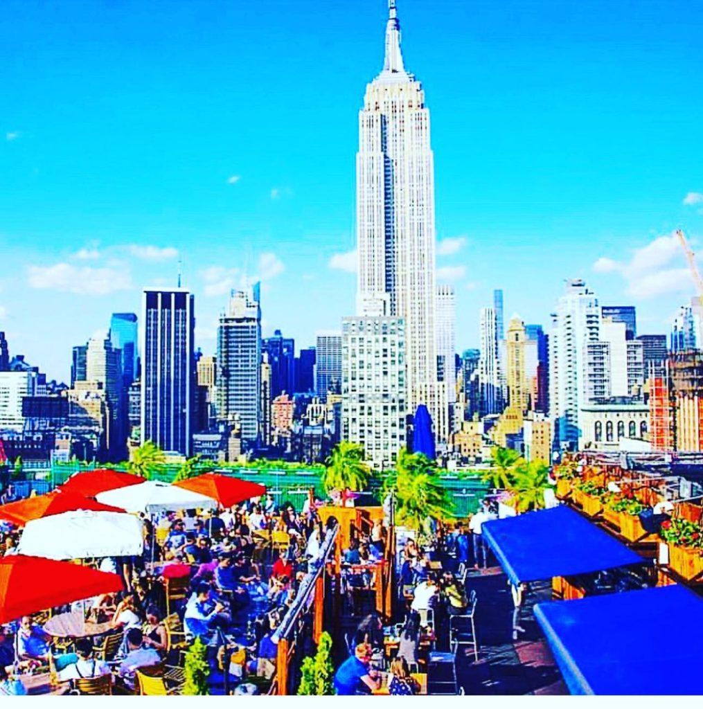 Os rooftops mais incríveis de Nova York