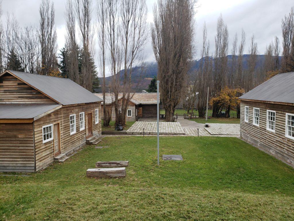Museo Regional de Aysén, em Aysén, no Chile, mostra a cultura sul-americana