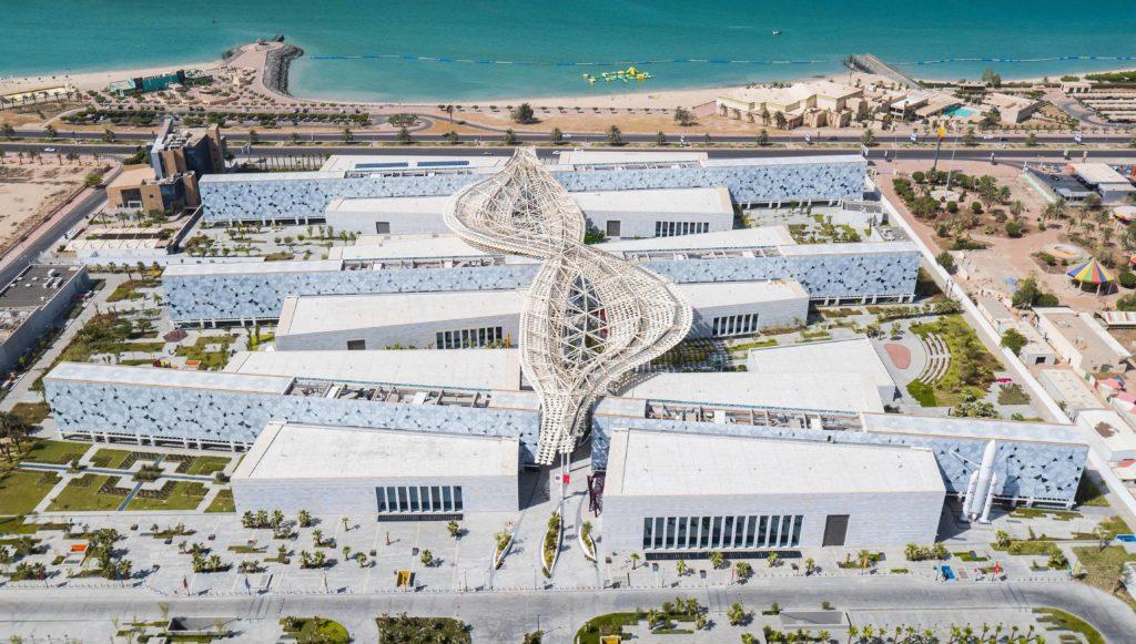 Sheikh Abudullah Al Salem Cultural Centre mostra que há rica aposta na cultura no Kuwait