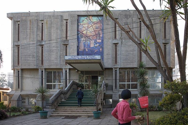 Entre o que fazer na Etiópia está visitar o Museu Nacional com acervo de 3,3 milhões de anos