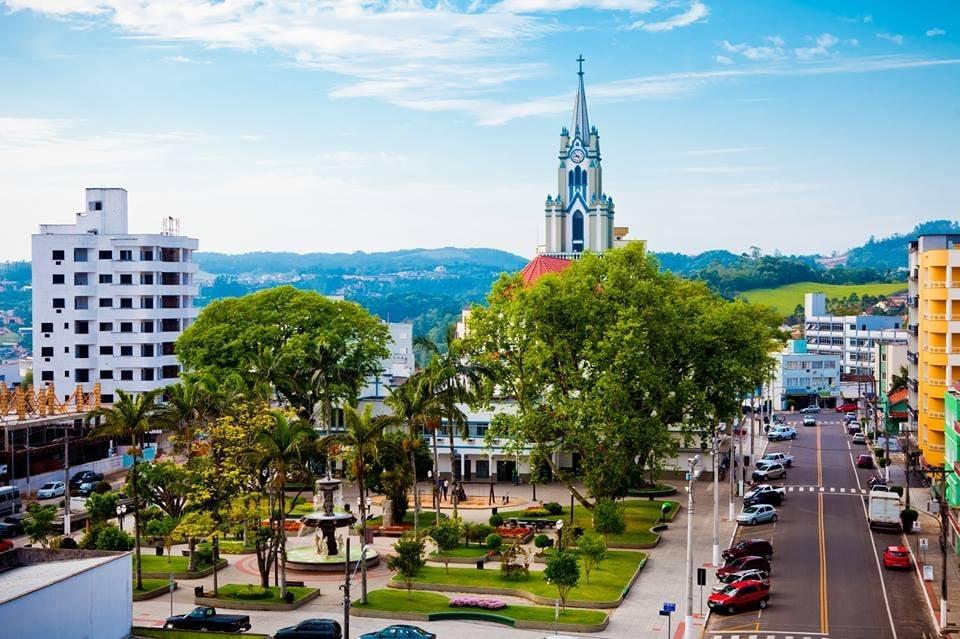 Orleans é outra representante de SC na lista de quais os destinos mais sustentáveis do Brasil