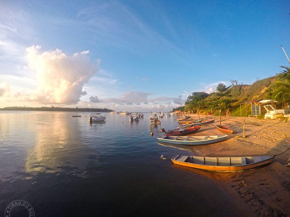 Tibau do Sul também fortaleceu a Lagoa de Guaraíras